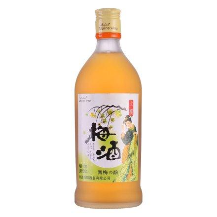 6°玛丽青梅酒519ml(乐享)