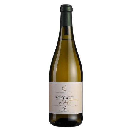 意大利泰蒂阿斯蒂麝香半甜白微起泡葡萄酒