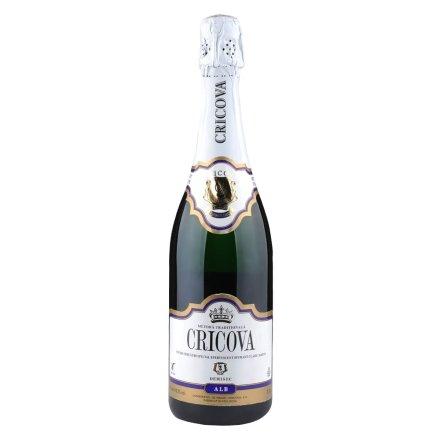 【清仓】摩尔多瓦经典半干白气泡葡萄酒750ml