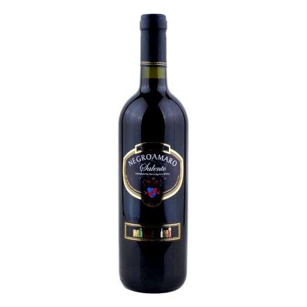 意大利梅朵黑曼罗干红葡萄酒