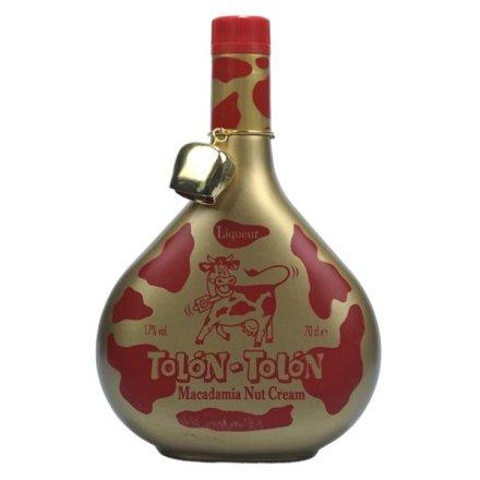 (清仓)17°西班牙特隆甜酒坚果奶油口味(裸瓶)700ml