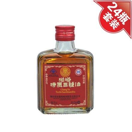 30°张裕特质三鞭酒125ml(24瓶装)