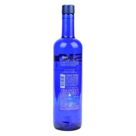 40°深蓝伏特加750ml(6瓶装)