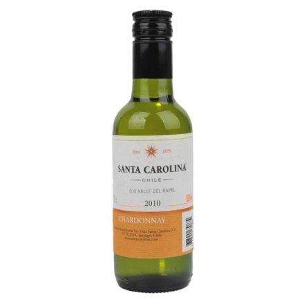 (清仓)智利圣卡罗雪当利白葡萄酒187.5ml