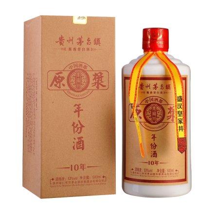 53°皇家井原浆年份酒10年500ml