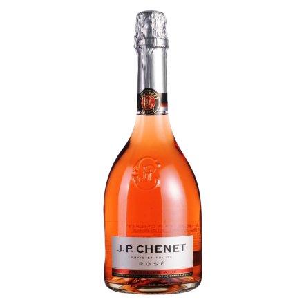法国香奈桃红起泡葡萄酒750mL