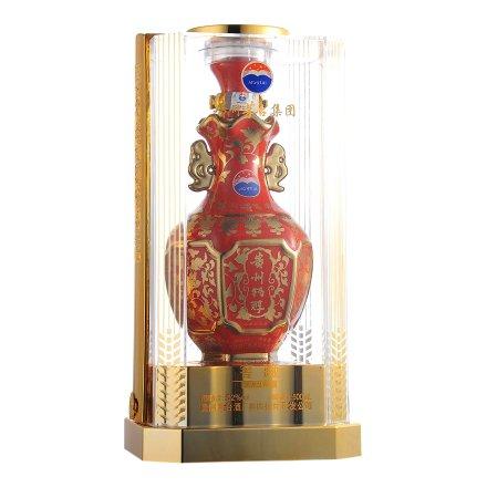 【清仓】52°贵州特醇酒窖藏(红)500ml