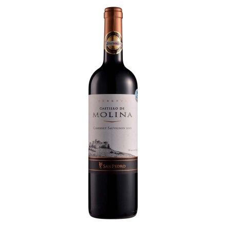 【清仓】智利莫琳娜赤霞珠干红葡萄酒750ml