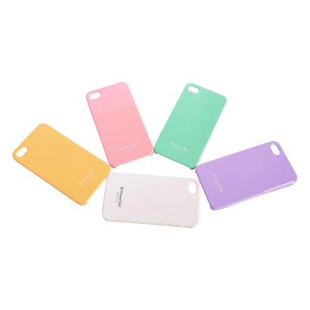 卡通纯色系列IPHONE4/4S手机保护套
