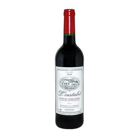 法国奥斯特干红葡萄酒
