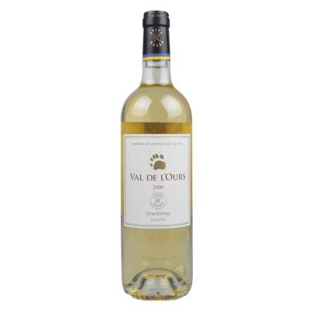 (清仓)法国拉菲雾禾山谷白葡萄酒