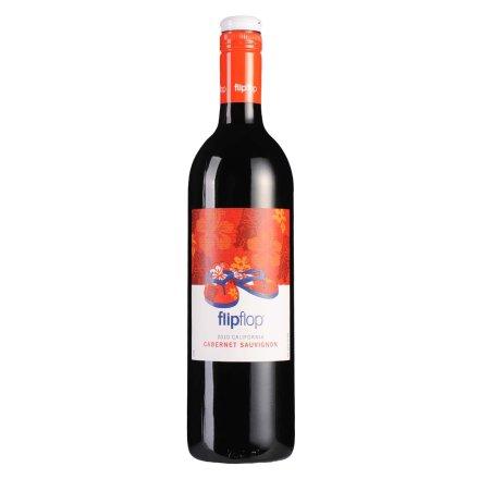 【清仓】美国人字拖赤霞珠干红葡萄酒