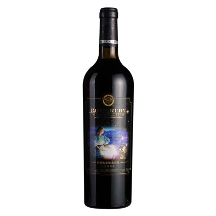 【清仓】中国澜爵处女座赤霞珠干红葡萄酒