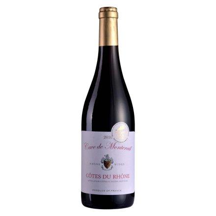 【清仓】法国蒙特利尔酒窖红葡萄酒750ml