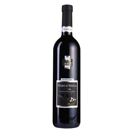 【清仓】意大利黑达沃拉葡萄酒750ml
