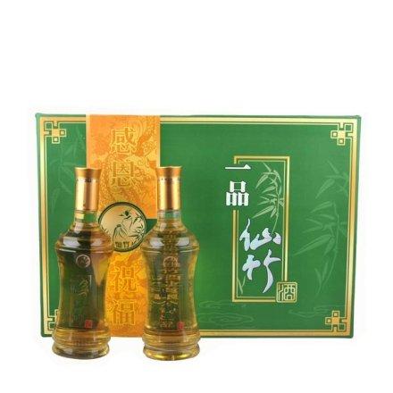 (清仓)39°中国竹礼盒