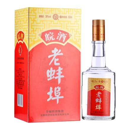 【清仓】38°皖酒老蚌埠500ml