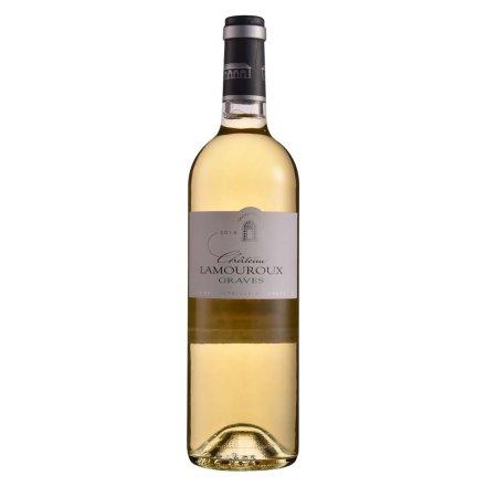 【清仓】法国拉木胡庄园干白葡萄酒750ml