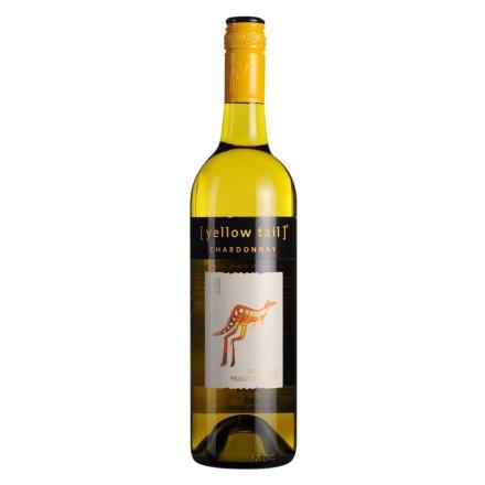 【清仓】澳大利亚黄尾袋鼠霞多丽白葡萄酒750ml
