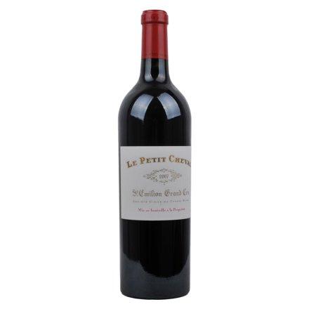 (列级庄·名庄·副牌)法国小白马干红葡萄酒2007