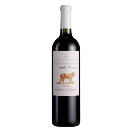 阿根廷安第雄狮红葡萄酒
