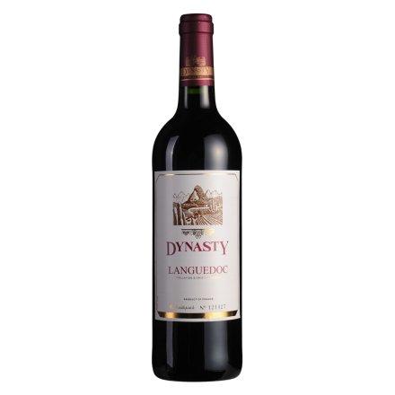 【清仓】法国王朝DYNASTY朗格多克红葡萄酒750ml