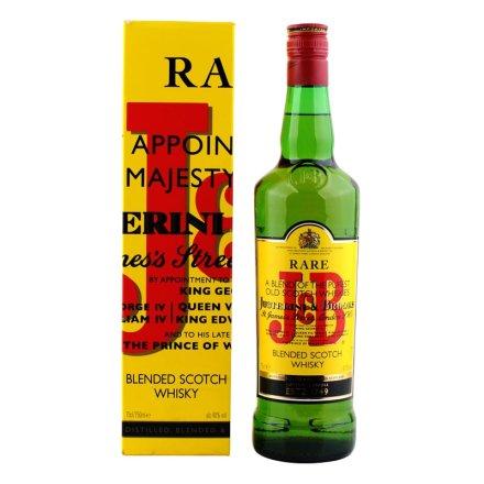 40°英国珍宝特选调配苏格兰威士忌750ml