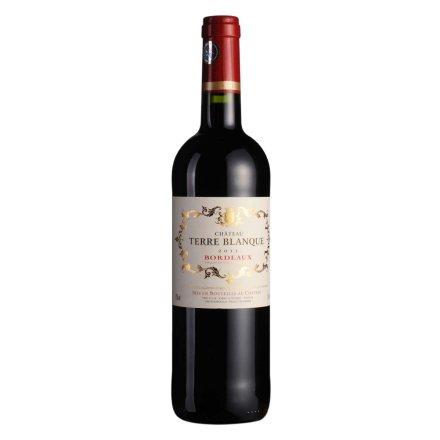 【清仓】法国布琅领地干红葡萄酒