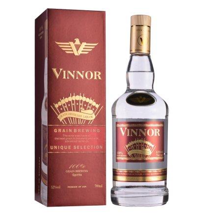 52°美国威诺(Vinnor)白酒显耀级700ml