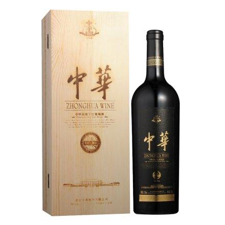 中华牌华彩·御品干红葡萄酒750ml