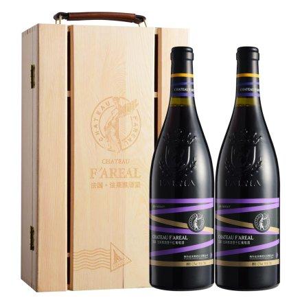 法国法莱雅酒堡美乐干红葡萄酒