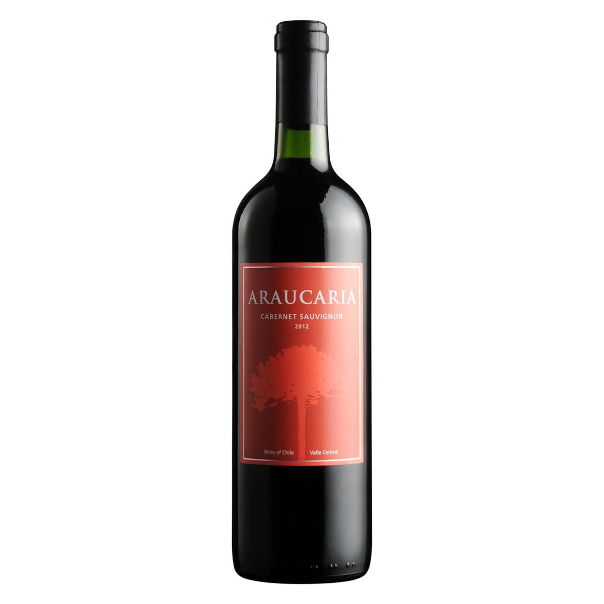 智利杉精选赤霞珠干红葡萄酒750ml