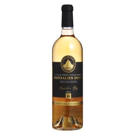 12°瑞士罗纳河谷贵腐酒750ml