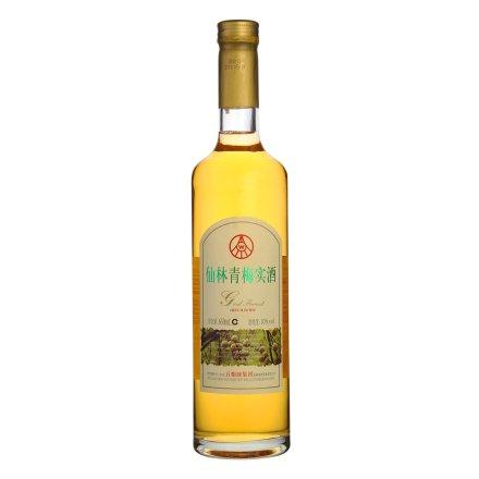 (清仓)10°五粮液仙林青梅实酒(091)650ml