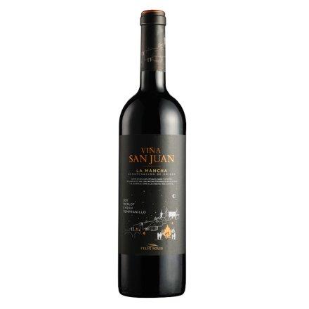 西班牙胜幻干红葡萄酒750ml