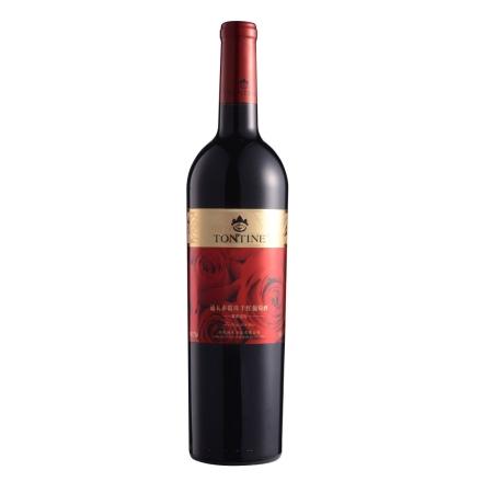 12.5°中国红酒通天赤霞珠干红葡萄酒750ml