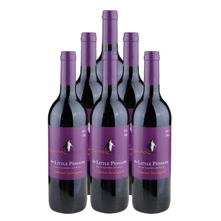 澳大利亚小企鹅赤霞珠红葡萄酒(6瓶装)