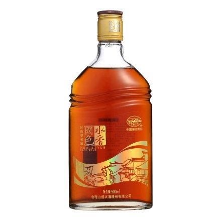 11°会稽山水香国色(金标)500ml