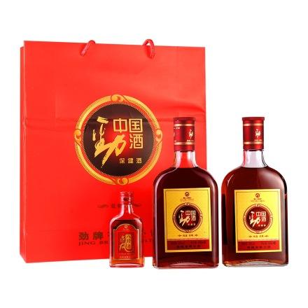 35°中国劲酒优选经典礼盒500ml*2