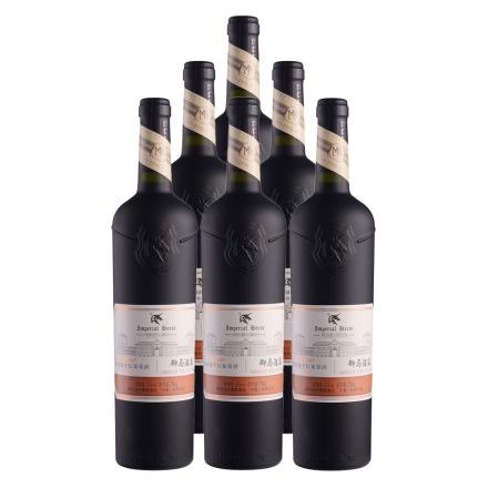 御马酒庄E96梅鹿辄干红葡萄酒750ml(6瓶装)