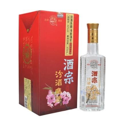 (清仓)42°汾酒酒宗475ml