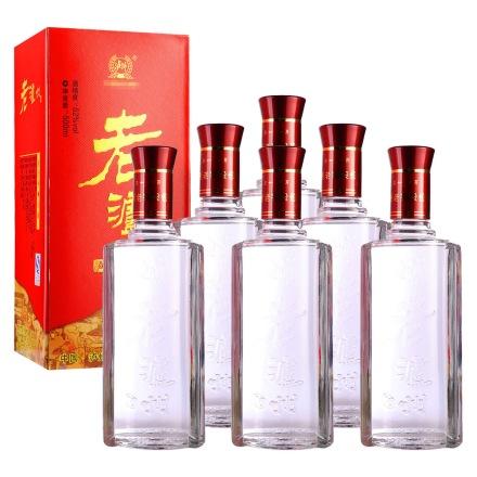52°老泸州酒天藏500ml(6瓶装)