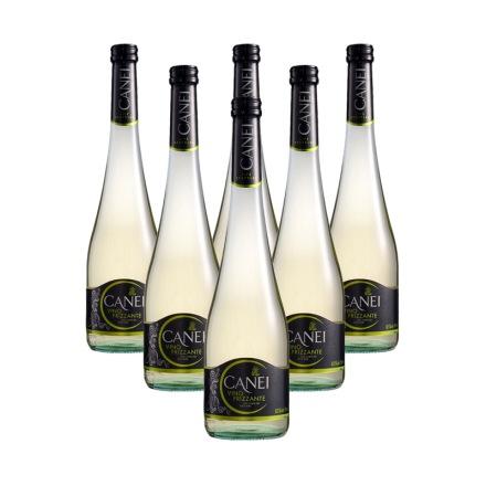 意大利圣霞多肯爱低泡白葡萄酒750ml(6瓶装)