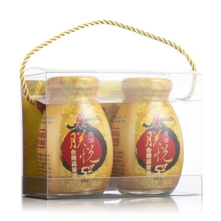 52°宝岛美朕悦台湾高粱酒120ml(双瓶)礼盒