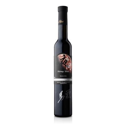 夜问蓝莓红酒375ml(签名酒)
