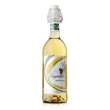 【清仓】中国白洋河冰纯浓缩甜白葡萄酒680ml