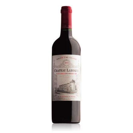 【名庄】法国酒庄拉洛克酒庄2004干红葡萄酒750ml