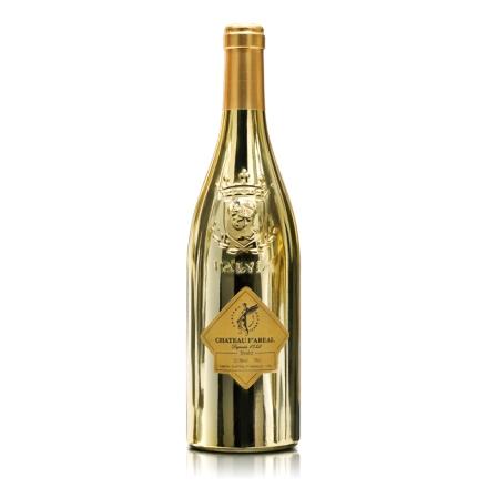 法国法莱雅酒堡西拉干红葡萄酒(金瓶)750ml(乐享)