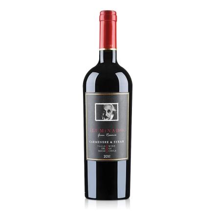 【清仓】智利伊鲁米纳多珍藏干红葡萄酒750ml