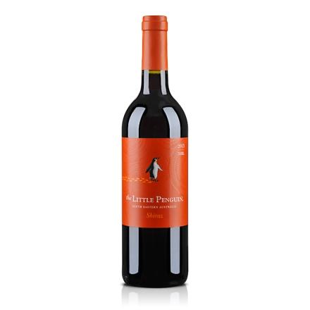 澳大利亚小企鹅设拉子红葡萄酒750ml